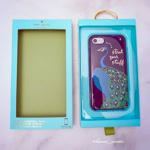 Kate Spade Embellished Phone Case for iPhone 6/6s